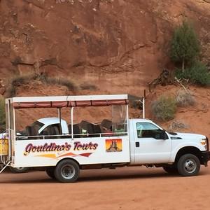 Monument Valley - Dag 12 - Foto