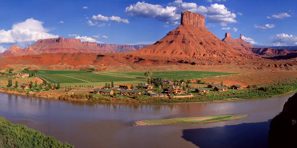 Sorrel River Ranch in Moab, Utah