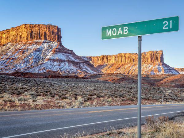 Moab in Utah - Doets Reizen