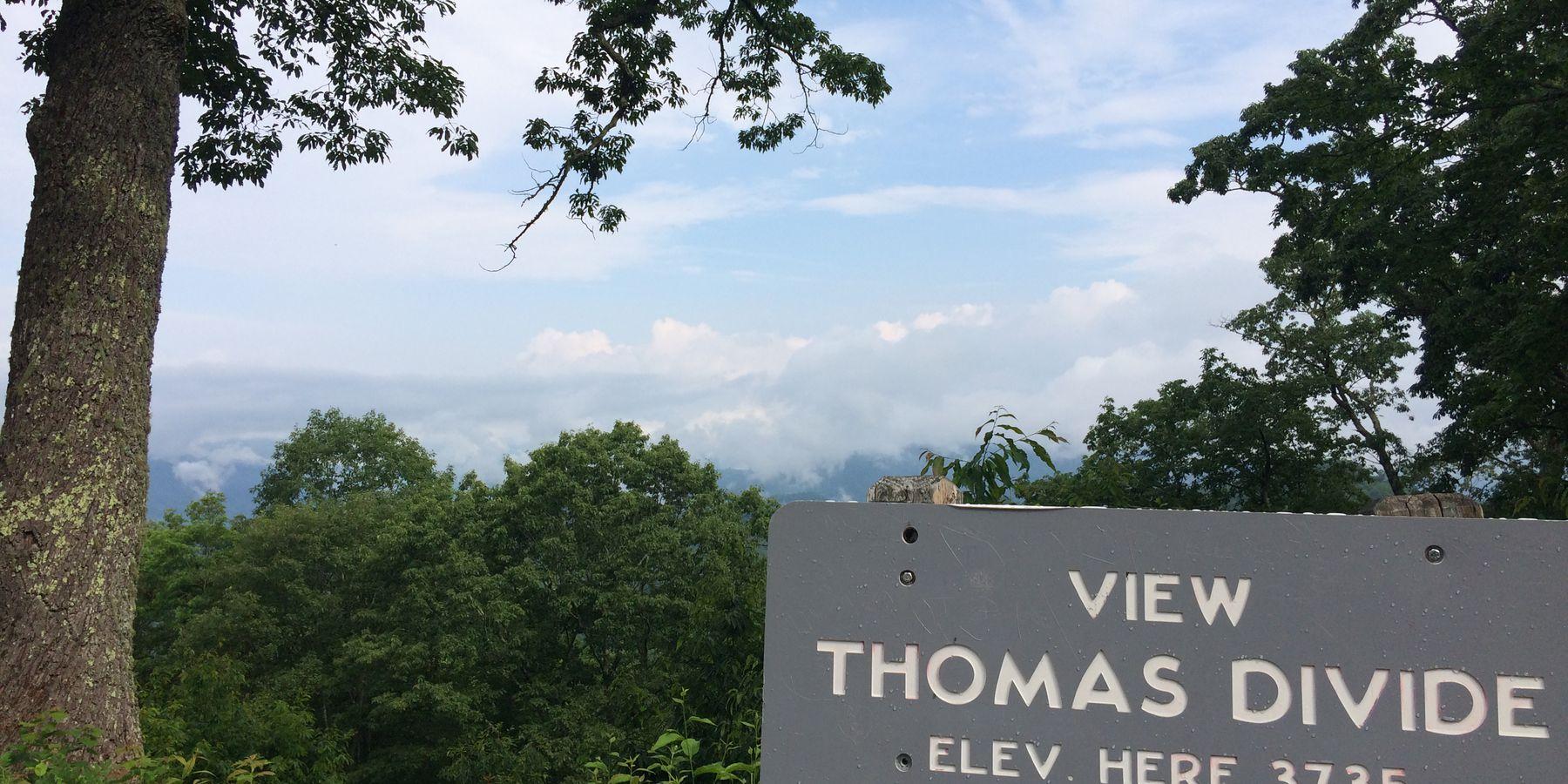Blueridge Parkway - North Carolina - Amerika - Doets Reizen
