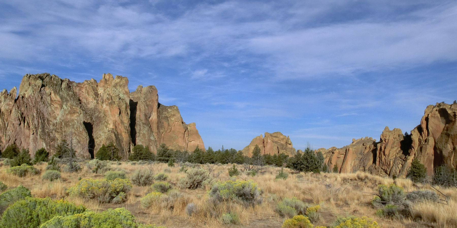 Smith Rock State Park - Bend - Oregon - Doets Reizen