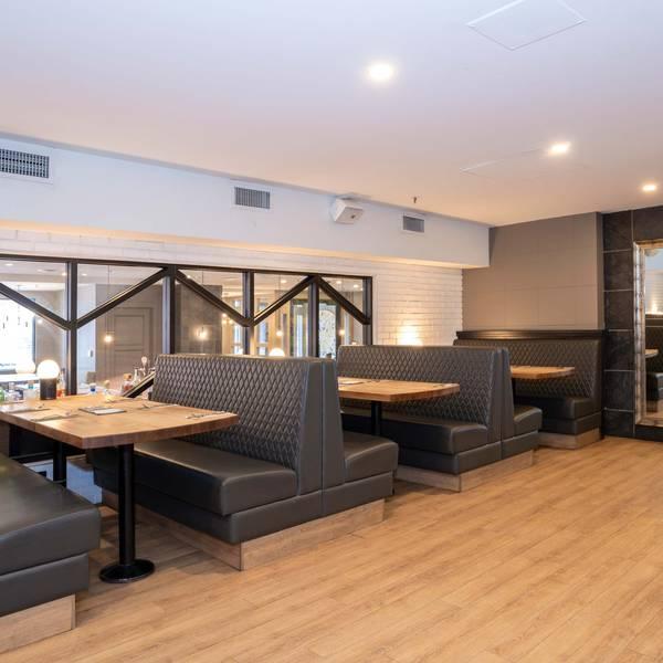 Sandman Inn Dwn Calgary - restaurant