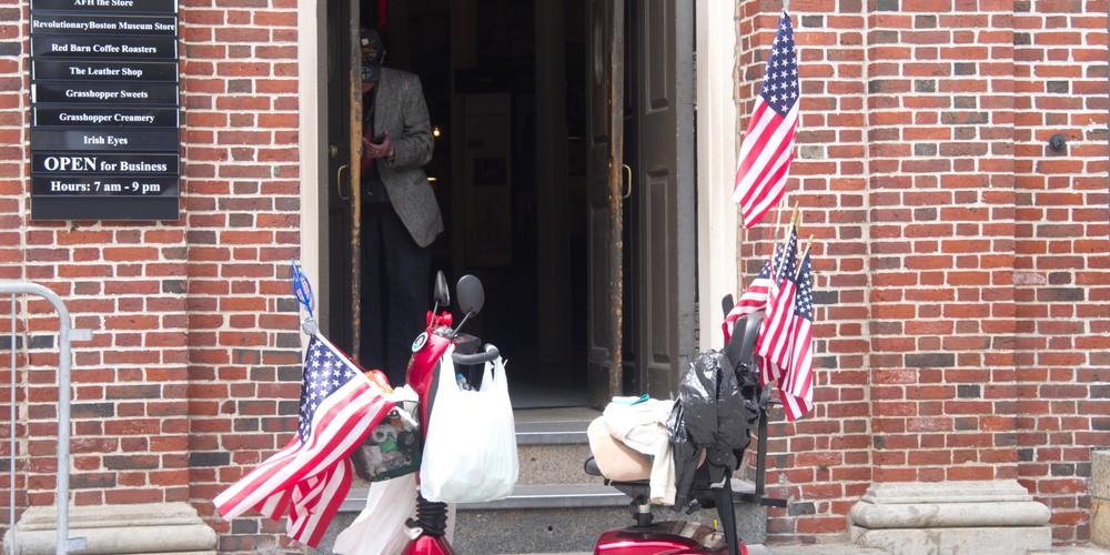 Boston - Massachusetts - Doets Reizen