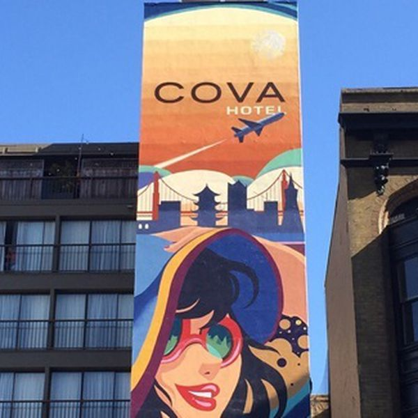 Cova Hotel San Francisco 1