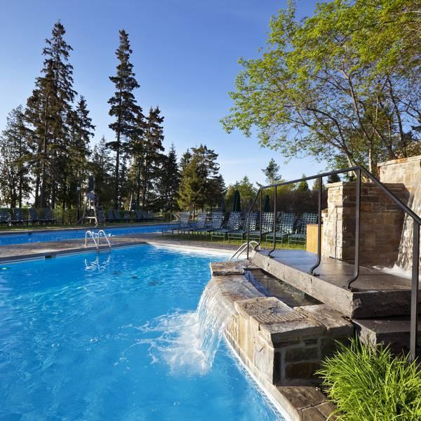 Fairmont Le Manoir Richelieu - zwembad