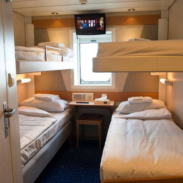 Marine Atlantic Ferries - Cabin4