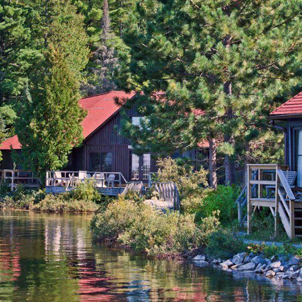Arowhon Pines - meer