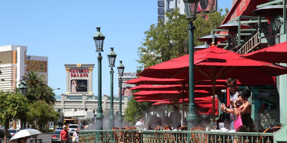 Paris Hotel - Las Vegas - Nevada - Doets Reizen