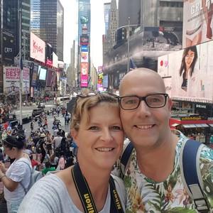 Naar New York - Dag 1 - Foto