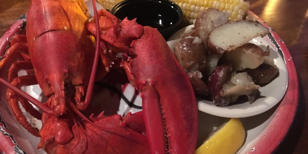 Seafood in Maine