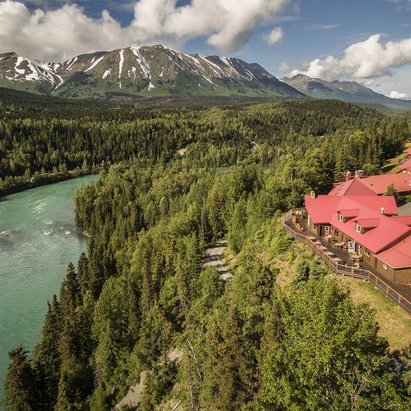Kenai Princess Wilderness Lodge 1