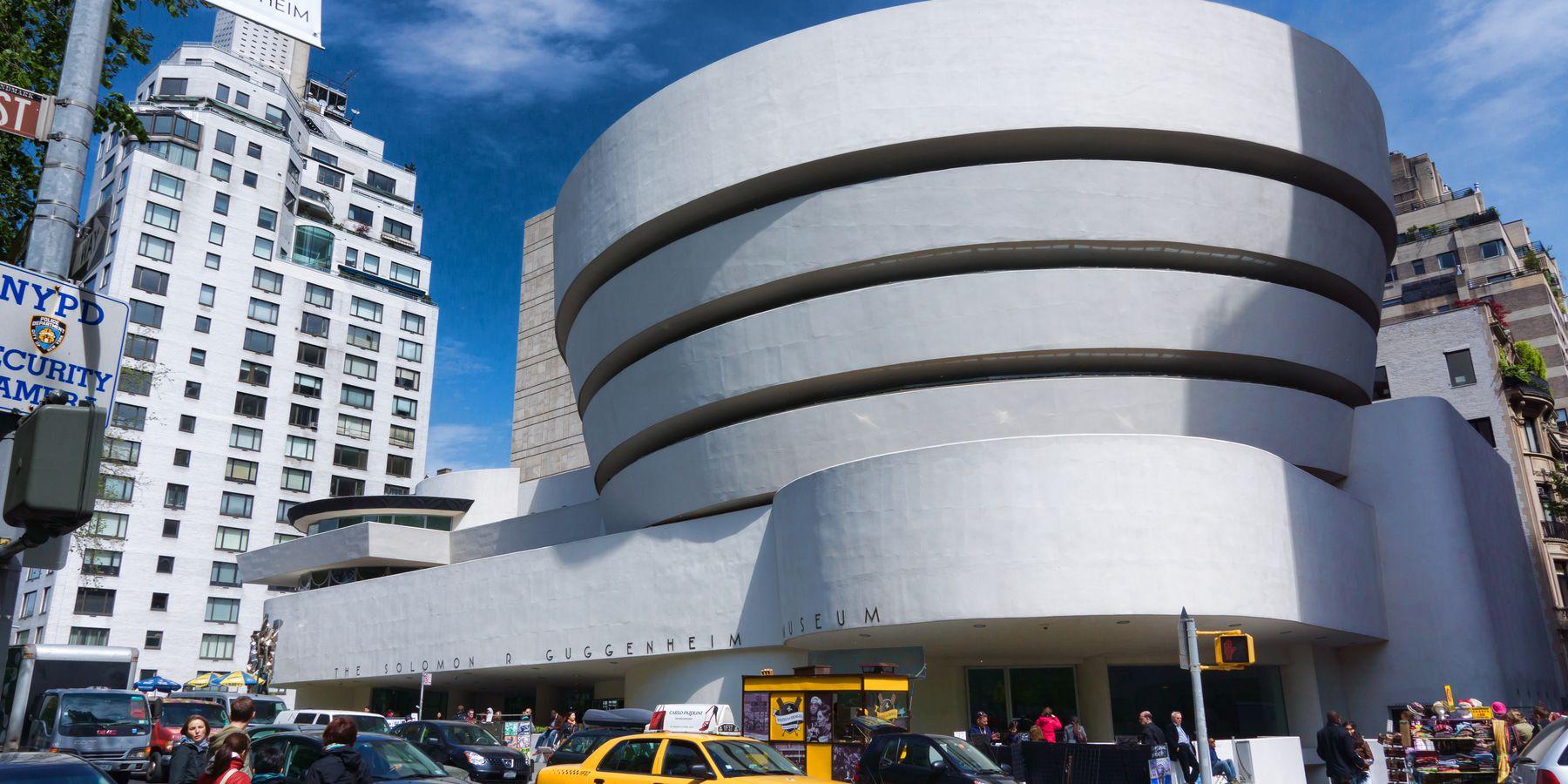 Solomon R. Guggenheim Museum - New York - Doets Reizen