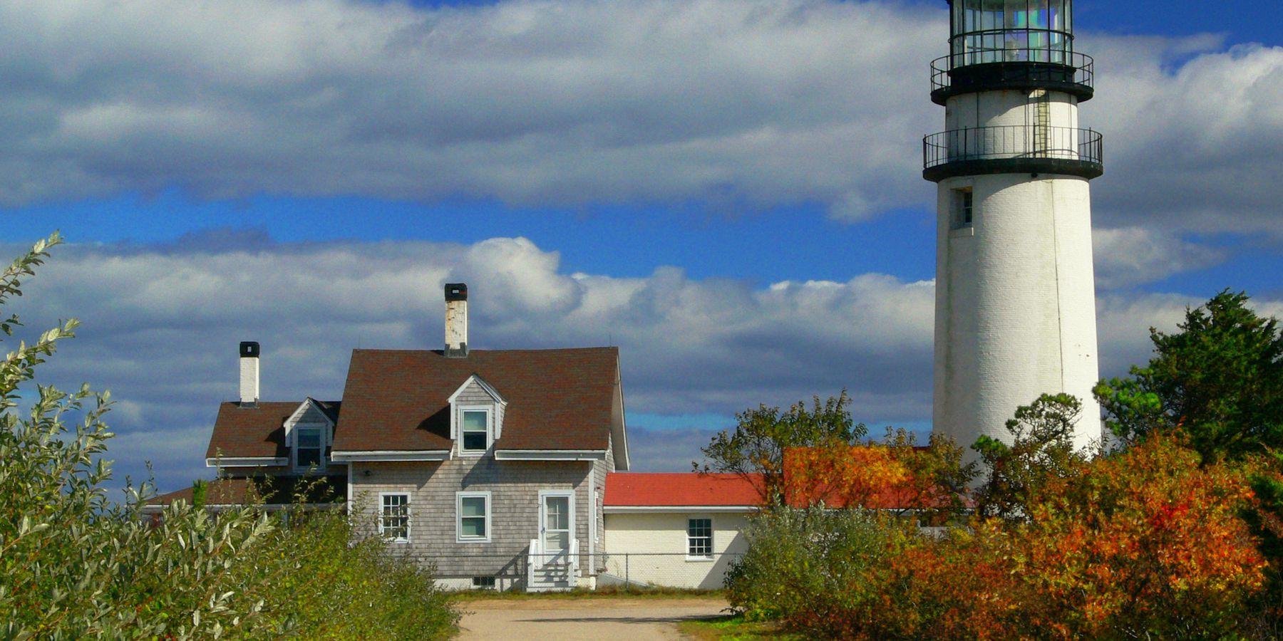 Highland Light - Cape Cod - Massachusetts - Doets Reizen