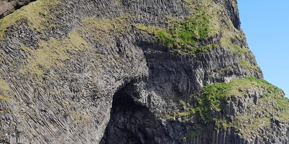 Omgeving van Vik, IJsland