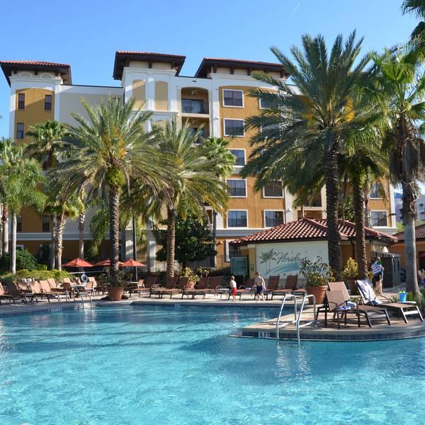 Floridays Resort - zwembad 2