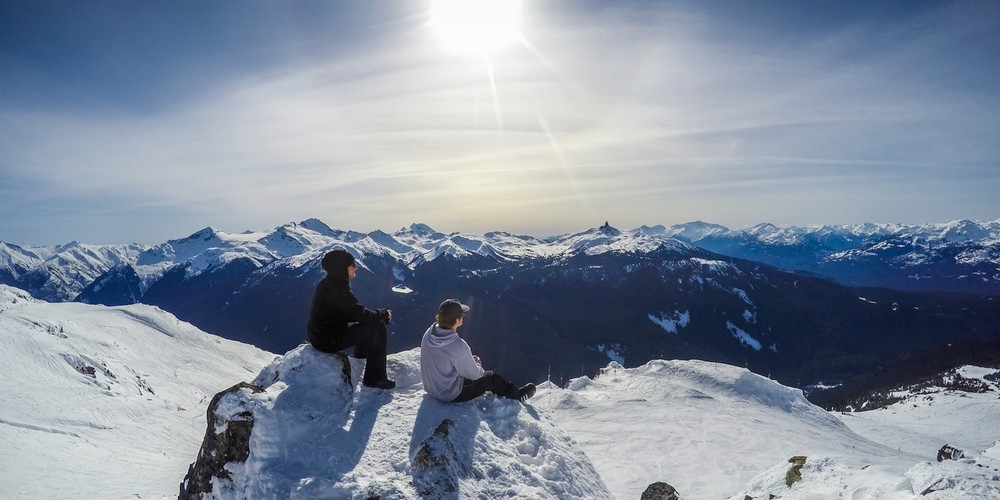 Wintersport - Whistler - British Columbia - Canada - Doets Reizen