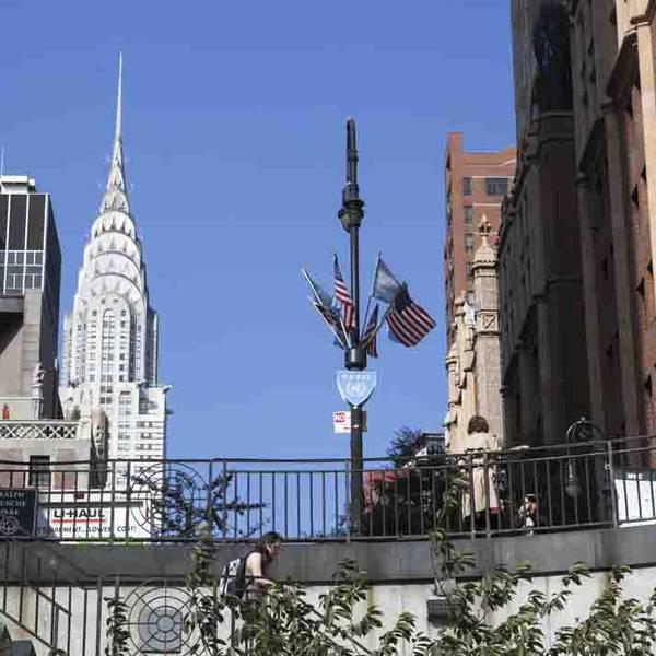 Hightlights of Midtown Architectural Tour - New York - Doets Reizen
