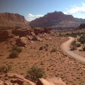 Van Moab naar Bryce Canyon City - Dag 15 - Foto