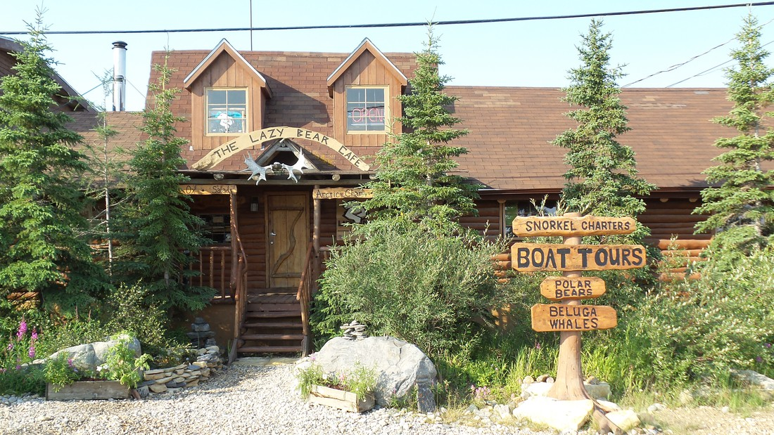 Lazy Bear Lodge - Churchill - Manitoba - Canada - Doets Reizen