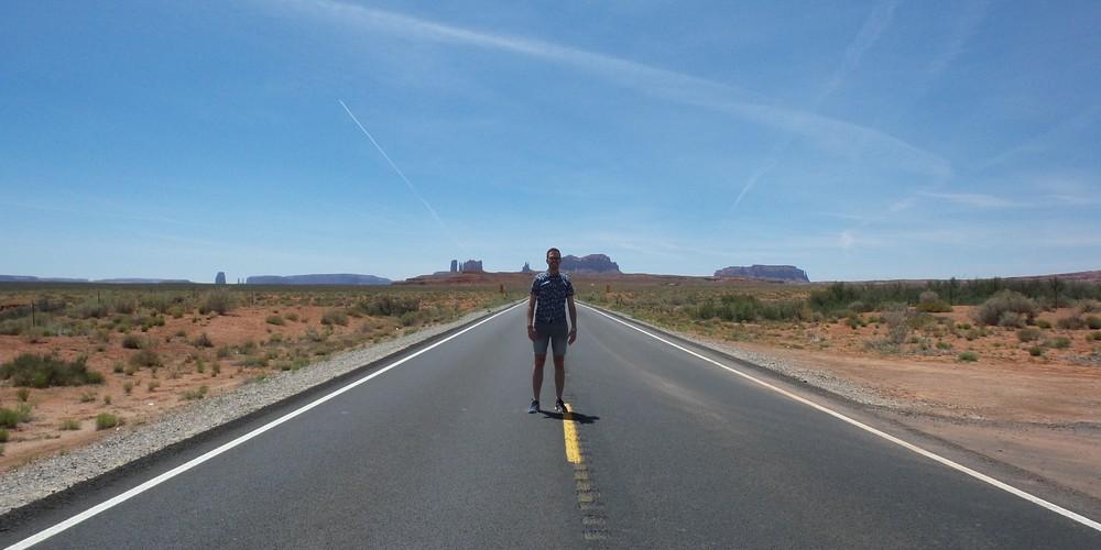 Monument Valley - Utah - Doets Reizen