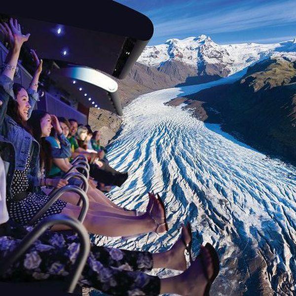 Fly Over Iceland - Excursie - IJsland - Doets Reizen