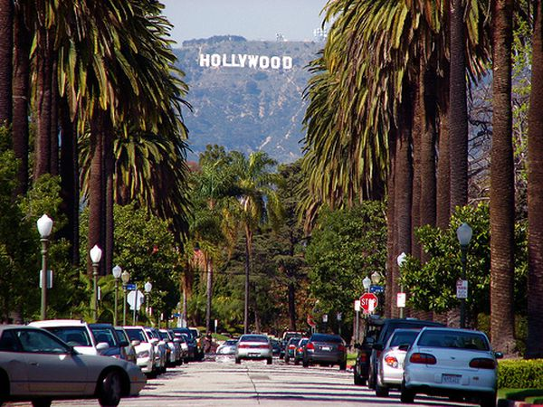 Beverly Hills - Los Angeles - California - Amerika - Doets Reizen