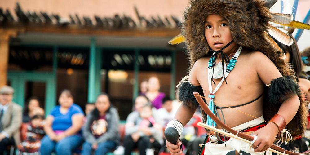 Indian Pueblo Cultural Center - Albuquerque - Route 66 - New Mexico - Doets Reizen