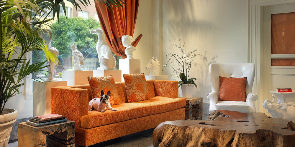 Hotel Vertigo - San Francisco - California - Amerika - Doets Reizen