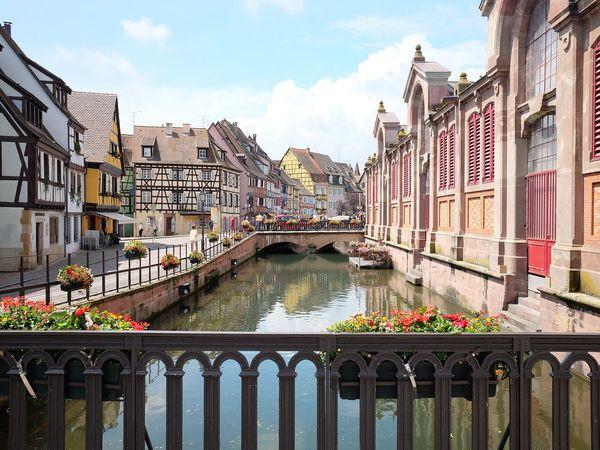 Colmar Elzas | Frankrijk | Doets Reizen