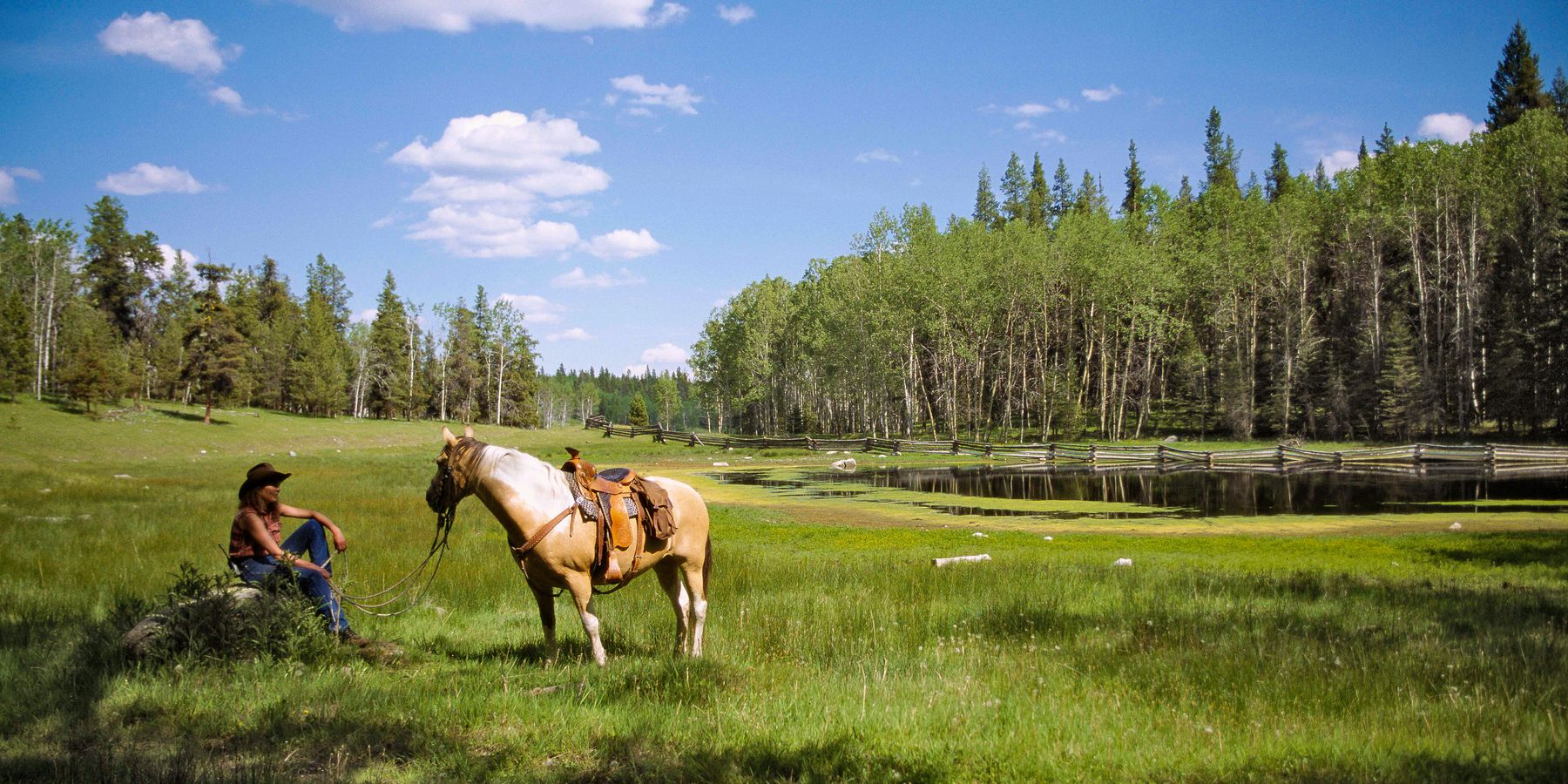 Siwash Lake Guest Ranch - British Columbia - Canada - Doets Reizen