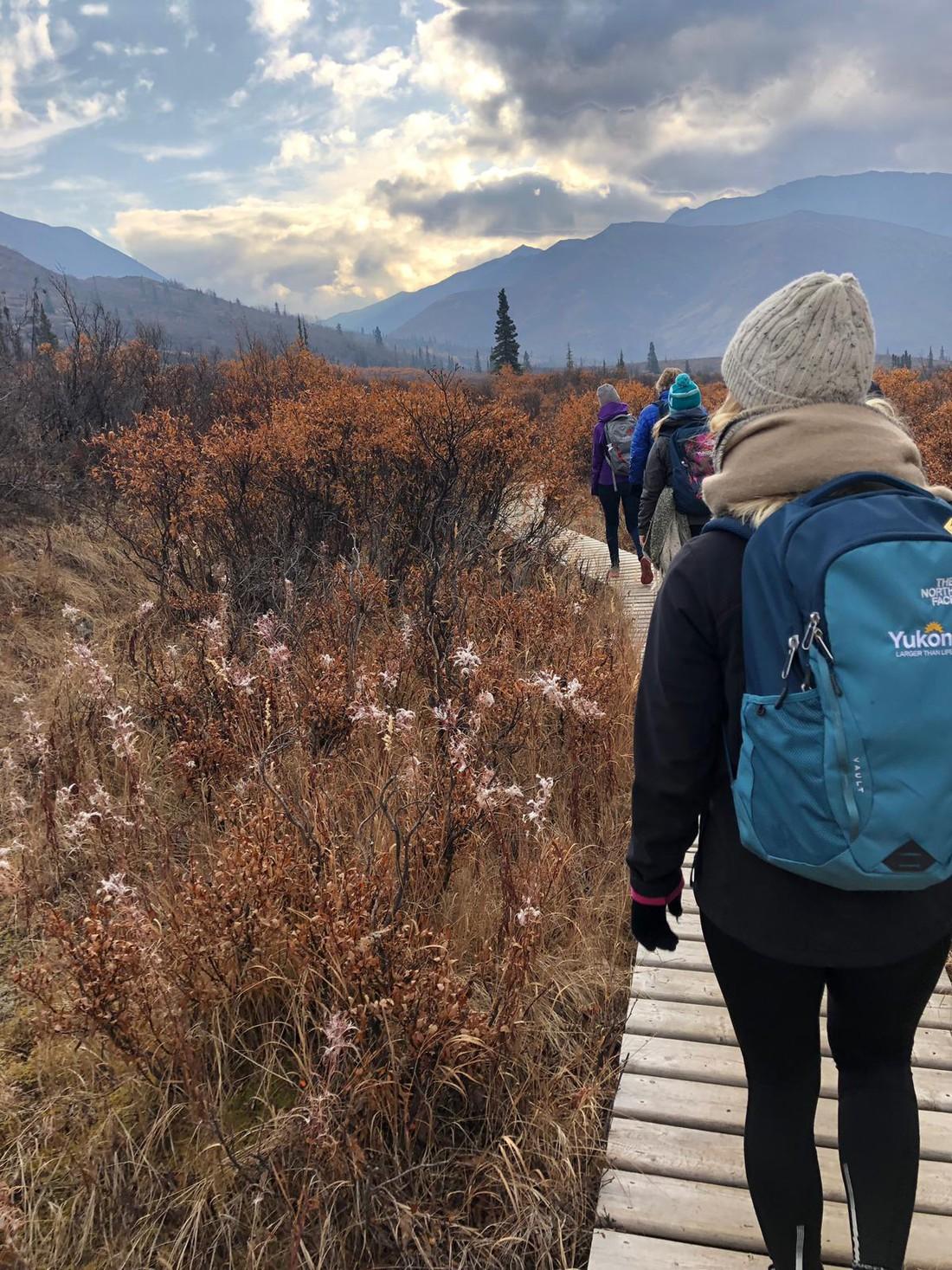 Tombstone Territorial Park - Yukon - Canada - Doets Reizen