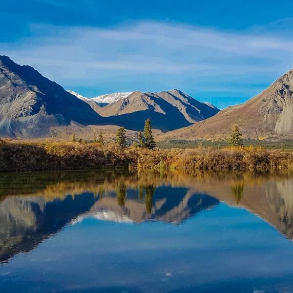 Lake Clark - Katmai National Park - Alaska - Doets Reizen