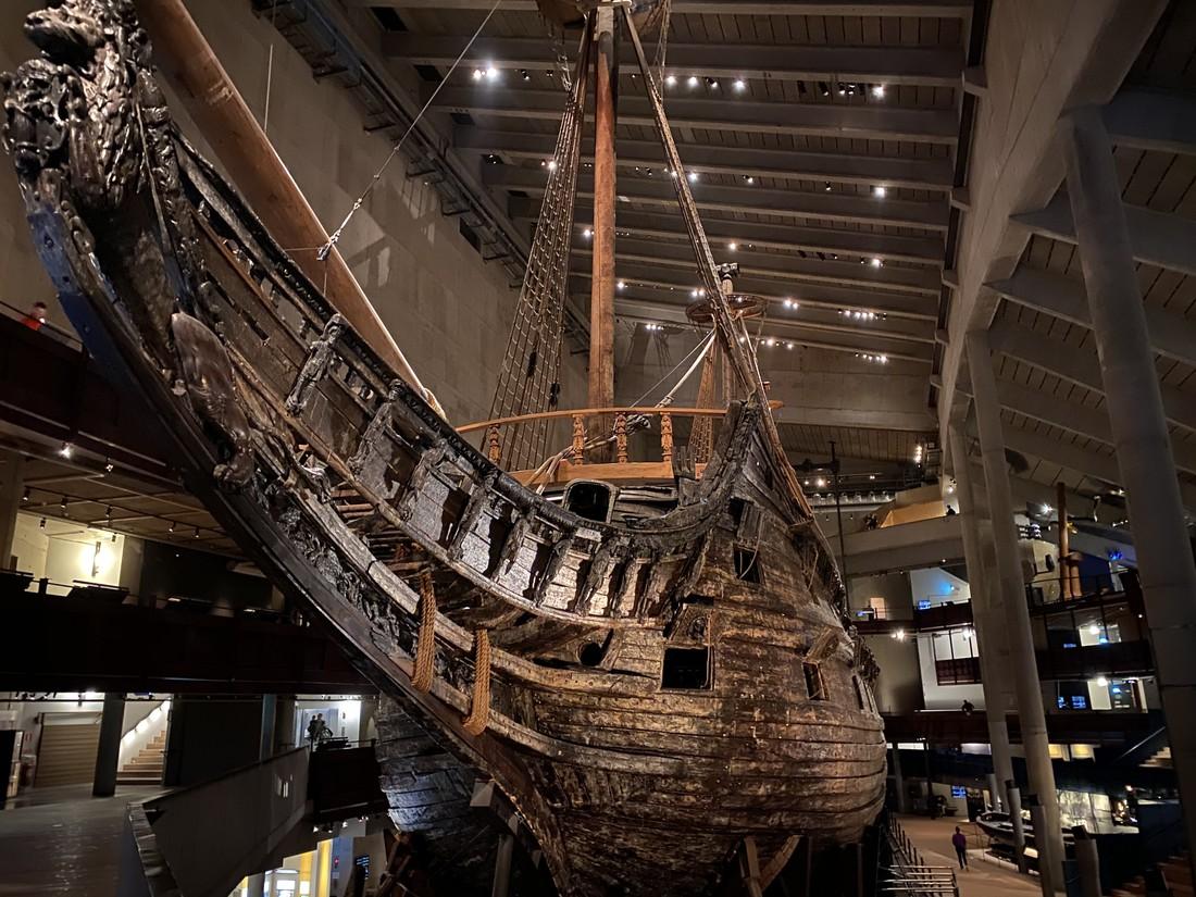 Museum in Stockholm - Museum Stockholm Zweden - Vakantie Zweden - Doets Reizen