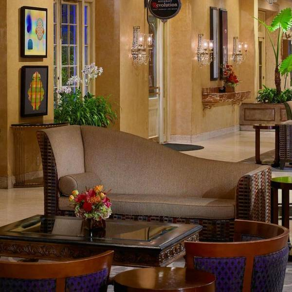 Royal Sonesta New Orleans - lobby