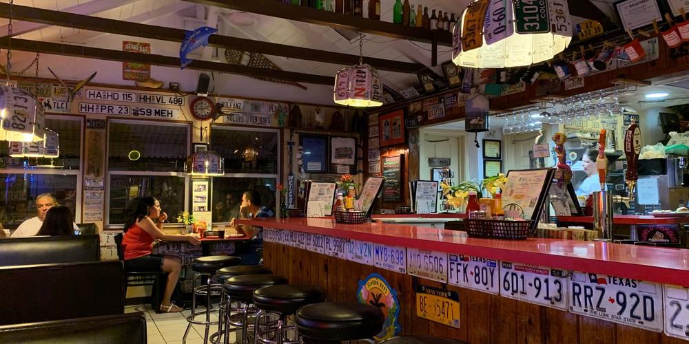 Mr. Mac's Kitchen - Key Largo - Florida - Doets Reizen