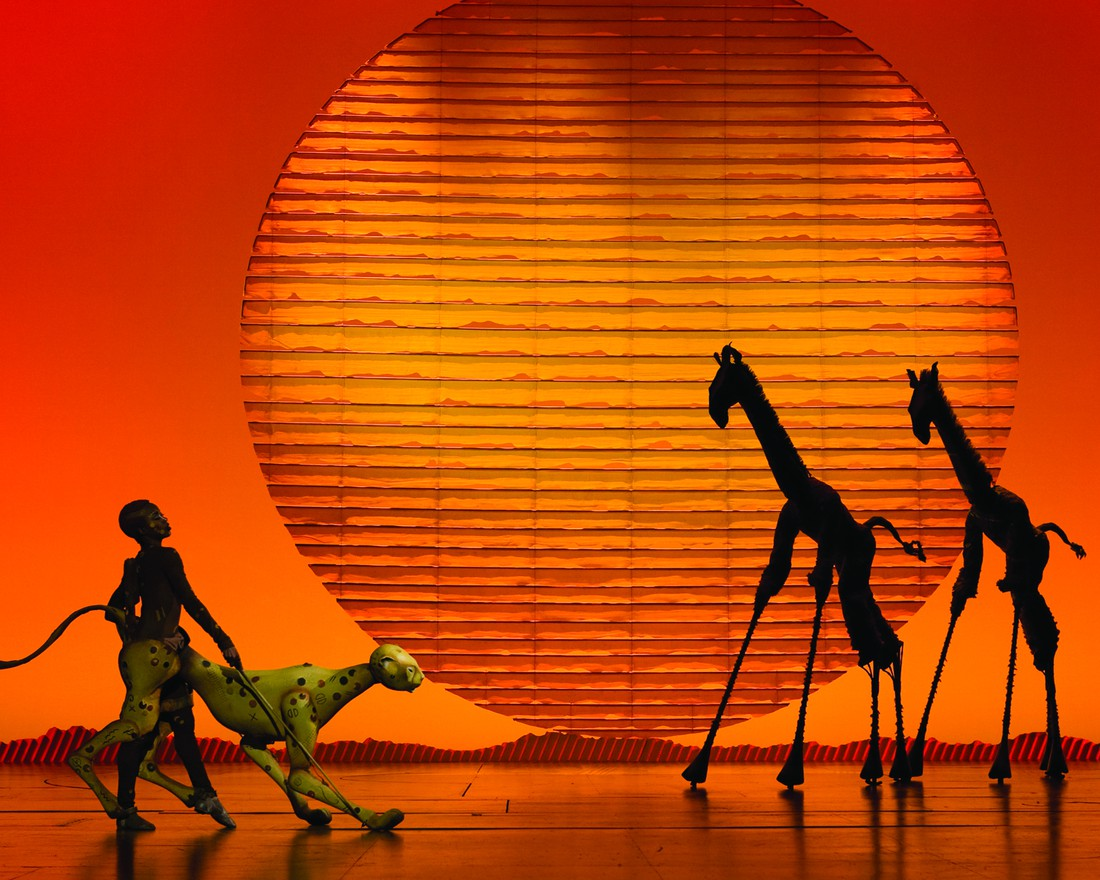 The Lion King - Broadway - New York - Doets Reizen