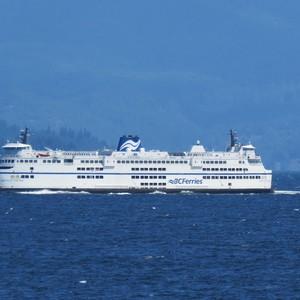 Van Vancouver Island naar Whistler - Dag 11 - Foto