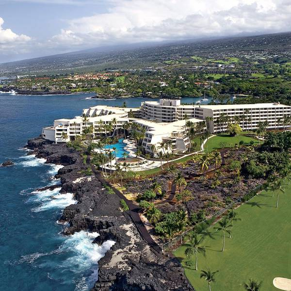 Sheraton Kona Resort & Spa Exterior