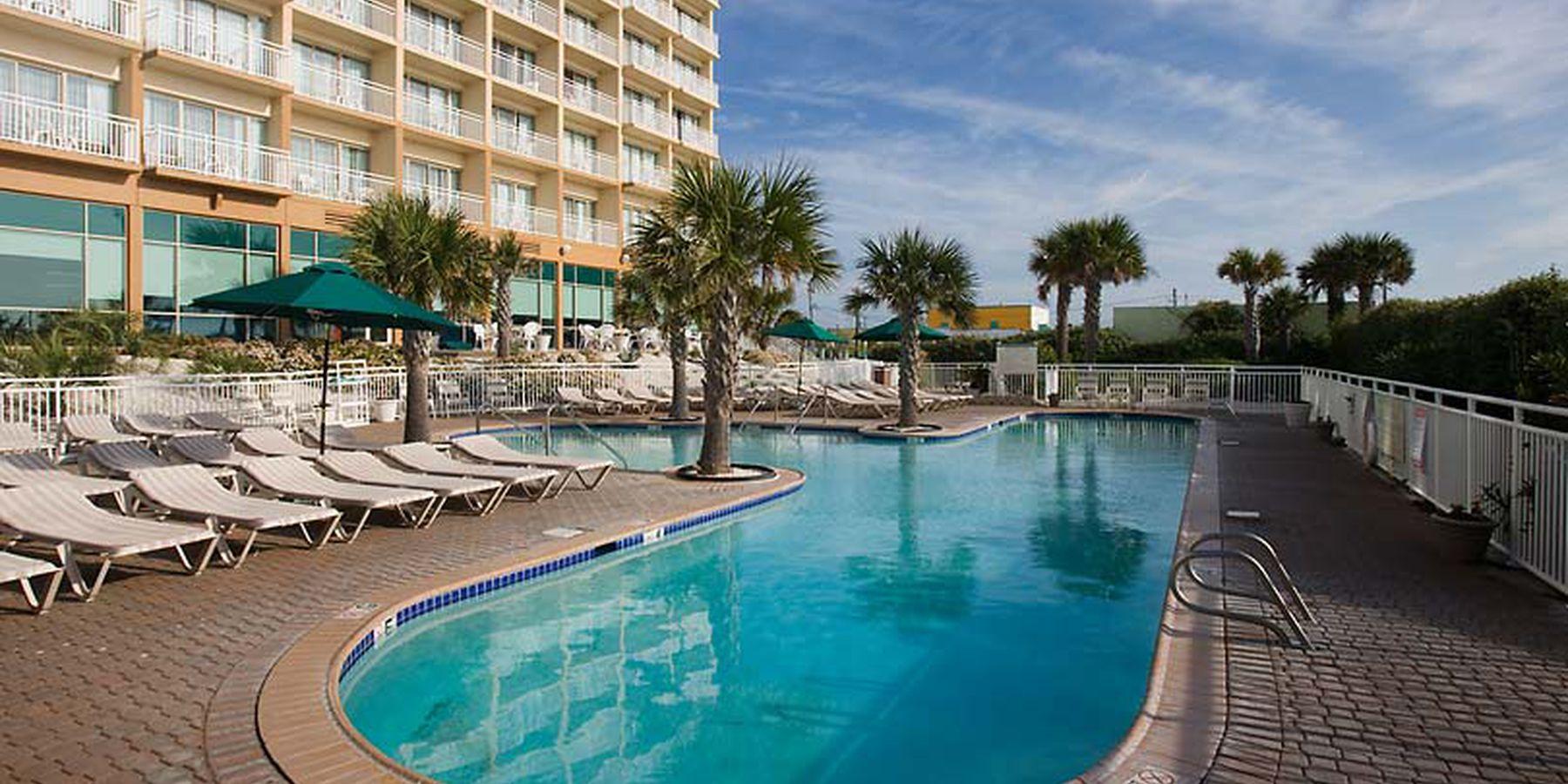 Courtyard Carolina Beach - pool