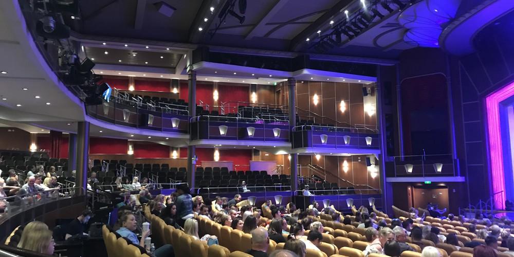 Theater - Cruise Royal Caribbean - Cruisevakantie - Doets Reizen