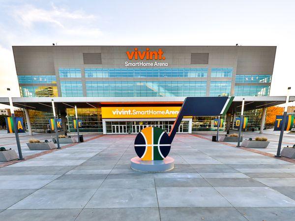 Vivint Arena Utah Jazz - Salt Lake City - Utah - Doets Reizen