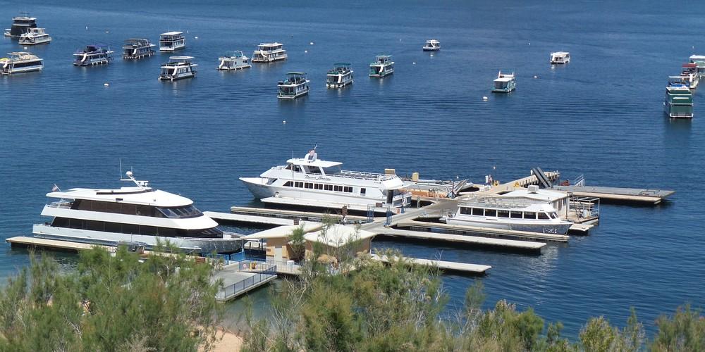 Wahweap Marina RV Park & Campground - Page - Lake Powell - Arizona - Doets Reizen