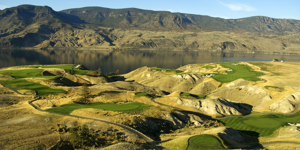 Tobiano Golf - Kamloops - British Columbia - Canada - Doets Reizen