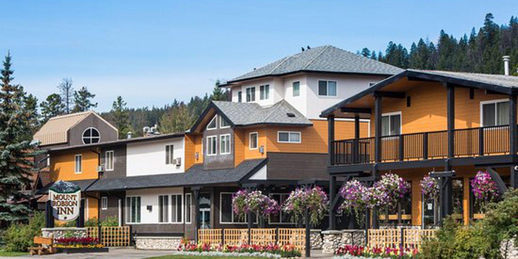 Mount Robson Inn - 111