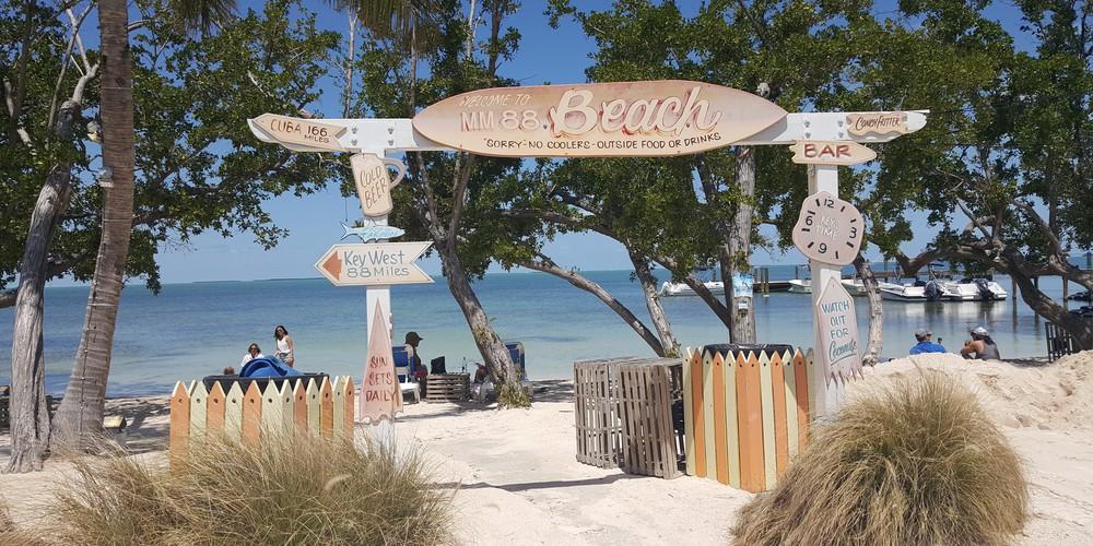 Marker 88 - Islamorada - The Keys - Florida - Doets Reizen