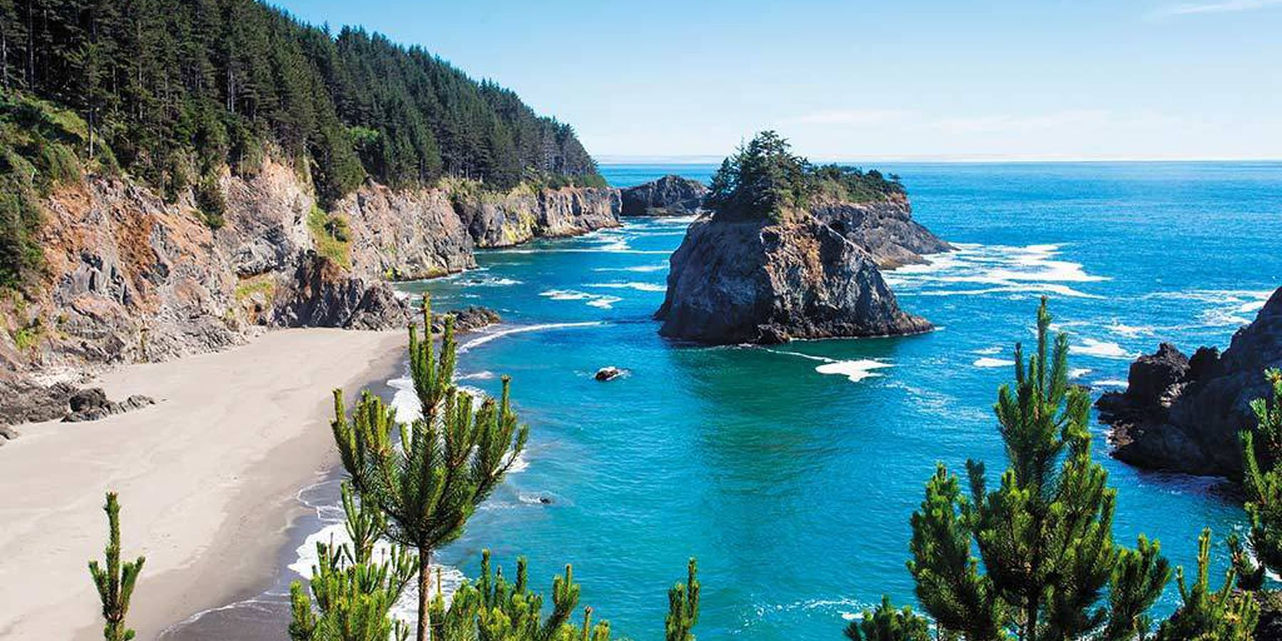 Depoe Bay - Astoria - Oregon - Doets Reizen