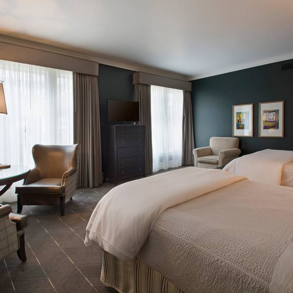 Sentinel Hotel - Double Double Guestroom