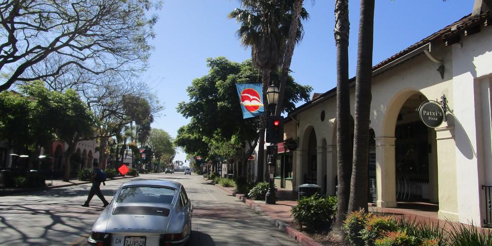 Santa Barbara - California - Amerika - Doets Reizen