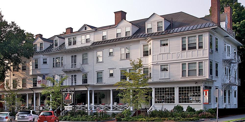 Red Lion Inn - Hotel - Stockbridge - Massachusetts - Doets Reizen