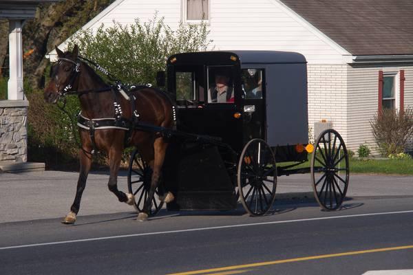 Lancaster - Pennsylvania - Amerika - Doets Reizen